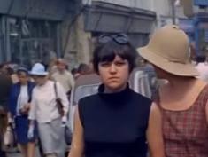 Zobacz jak wyglądał Londyn w 1967 roku!