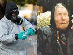 Znana wróżbitka - Baba Vanga przewidziała otrucie rosyjskiego szpiega?