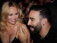 Historia romansu i miłości: Pamela Anderson i Adil Rami
