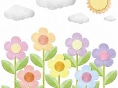 Kwiatki z papieru