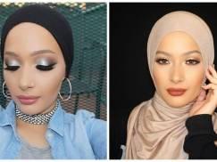 Muzułmanka została twarzą kosmetyków Covergirl