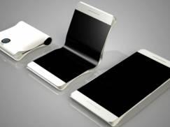 Składane telefony wracają do łask? Arcyciekawy projekt Samsunga [wideo]