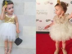 Świat oszalał? 2-letnia dziewczynka robi karierę na Instagramie