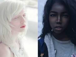 Black & White - te modelki zachwycają teraz cały świat!
