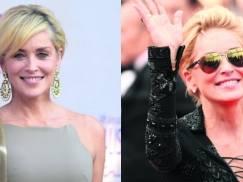 Sharon Stone –  nagi instynkt do mody
