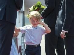 Książę Jerzy potrzebuje przydomka, żeby... iść do przedszkola!