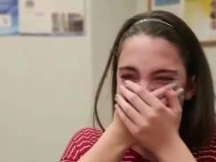Zobacz niesamowite reakcje ludzi, którzy słyszą po raz pierwszy w życiu! [wideo]