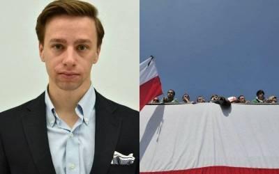 """""""To ogłupiały naród"""" - Lider polskich narodowców ostro o Brytyjczykach"""