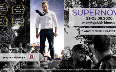 """""""Supernova"""" - debiutancki film utalentowanego polskiego reżysera wchodzi do kin na Wyspach"""