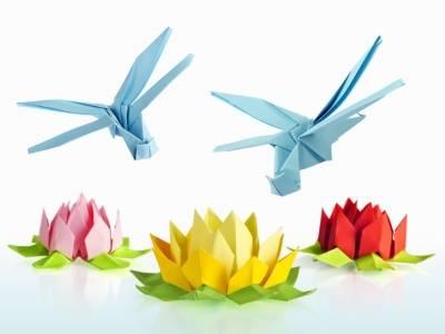 Sztuka origami i nie tylko