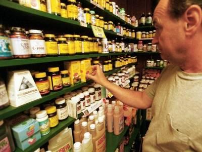 Suplementy diety zawierają narkotyki i substancje rakotwórcze!