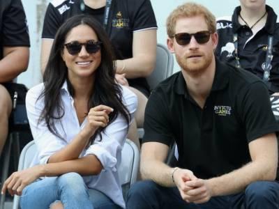 Książę Harry i Meghan Markle po raz pierwszy razem publicznie!
