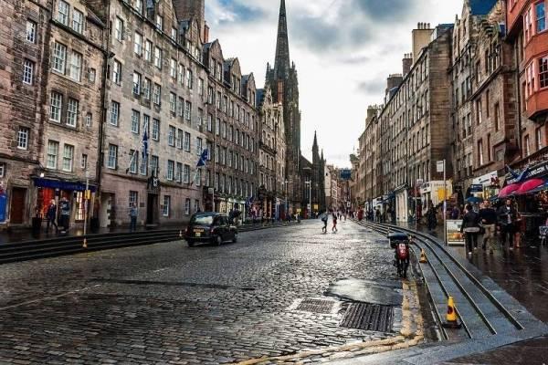 Ksenofobia w Edynburgu - 19-latek z Polski ofiarą brutalnego pobicia