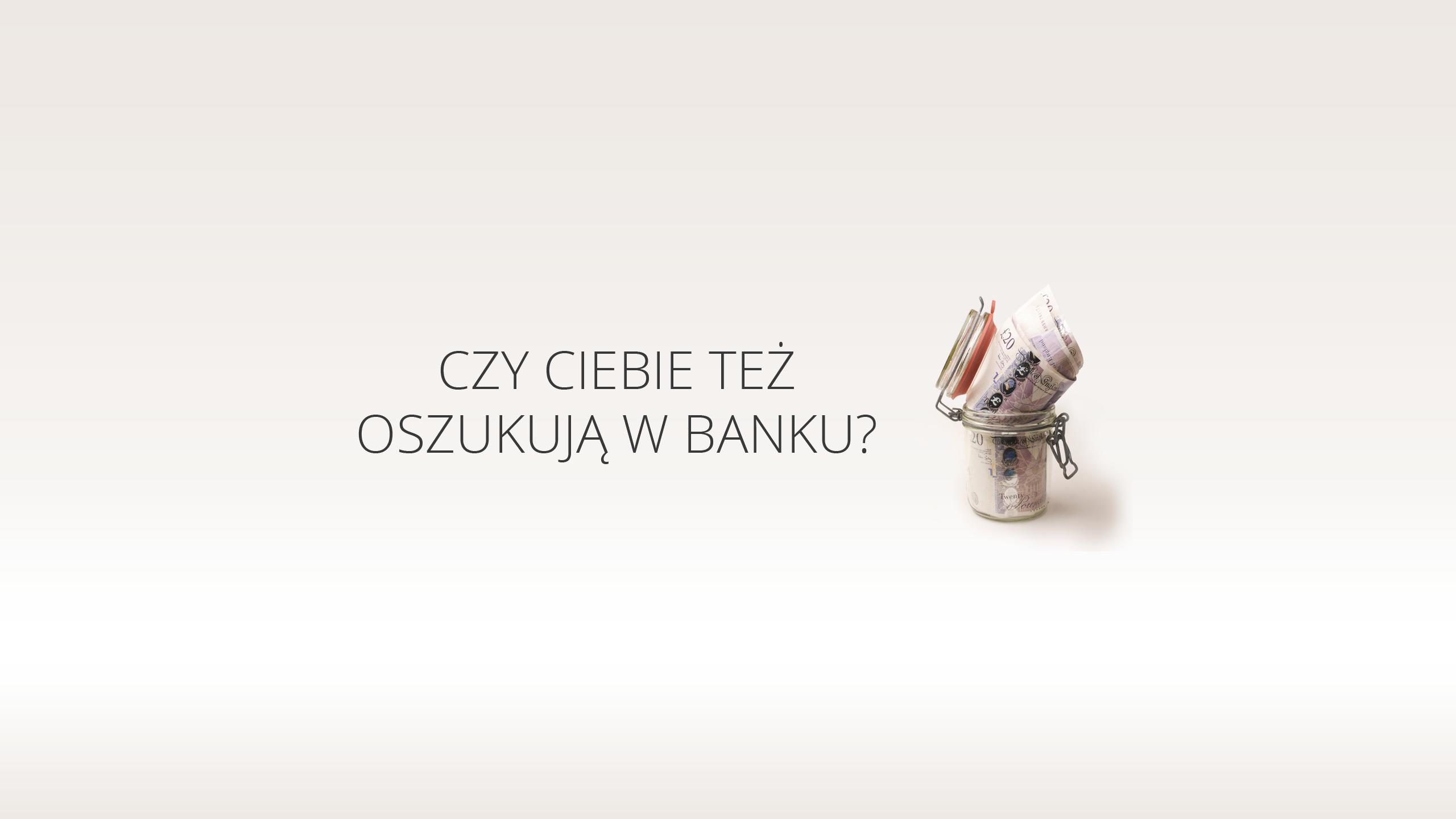 Uwaga na nielegalny proceder banków!