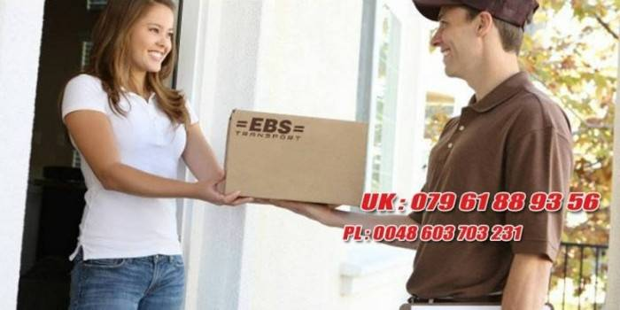 Usługi transportowe EBS Transport