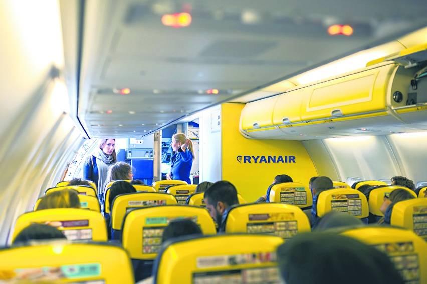 """""""Ja wysiadam!"""", czyli największe grzeszki pasażerów samolotów"""