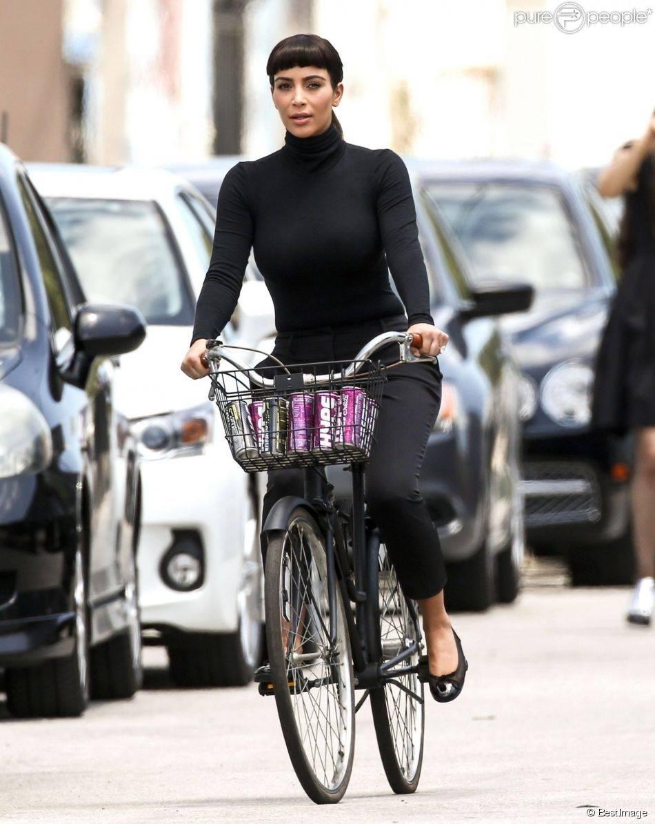 Kim Kardashian reklamuje napój energetyczny