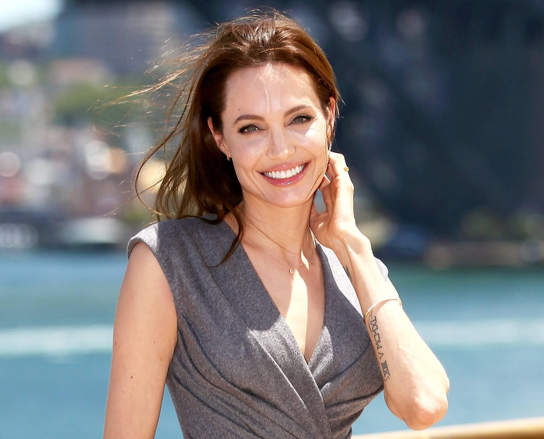 Angelina Jolie i jej intymne zdjęcia na aukcji