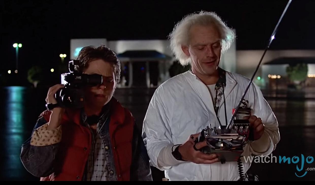 TO DZIŚ! Marty McFly wrócił do przeszłości 21 października 2015 roku!