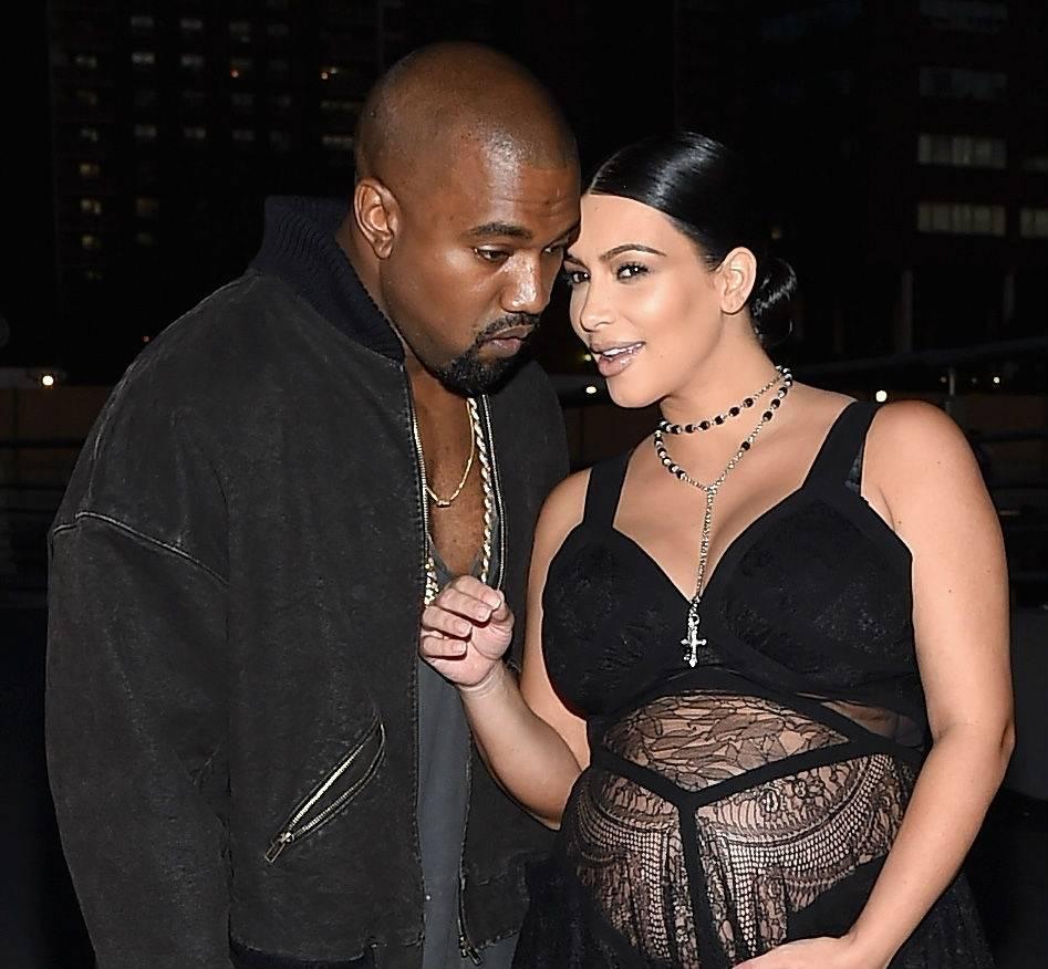 Kim Kardashian urodziła! SAINT WEST już na świecie!