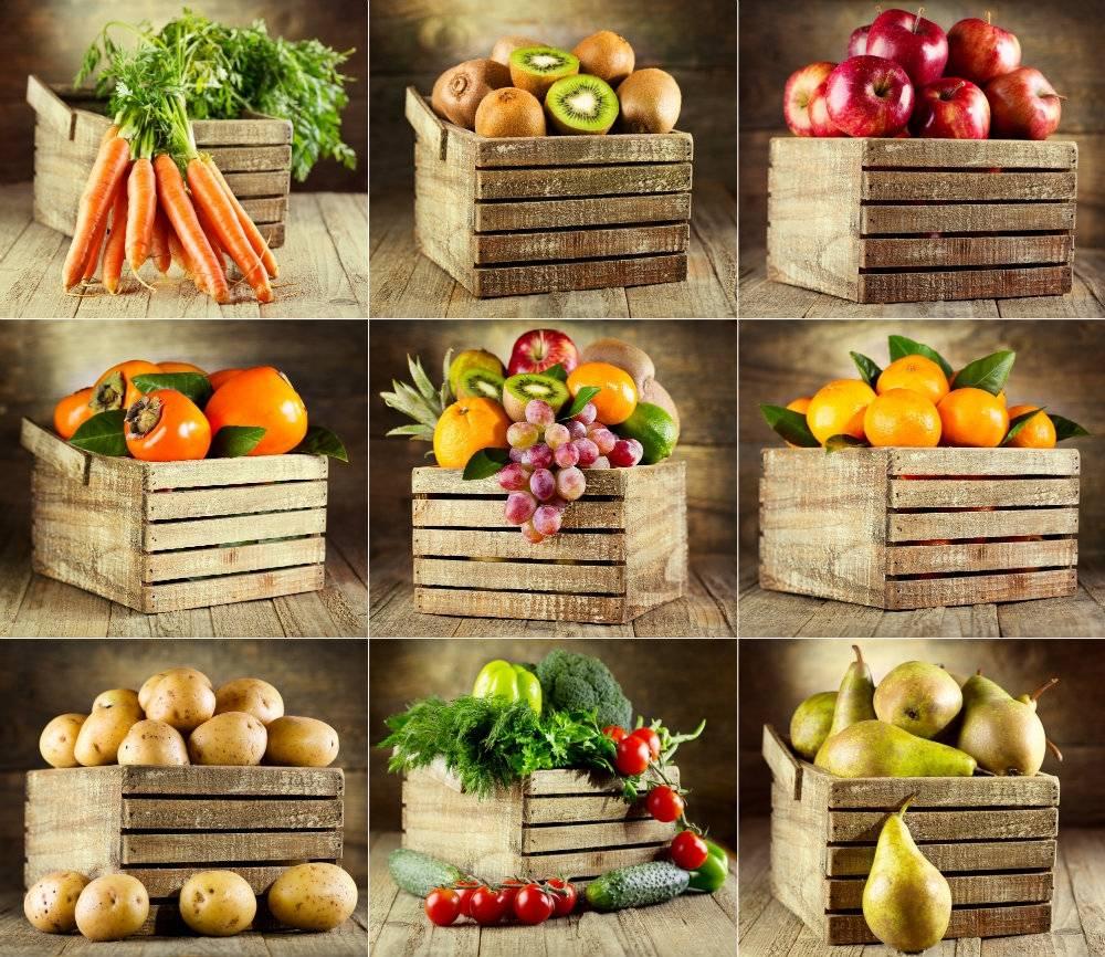 7 najbardziej szkodliwych warzyw i owoców