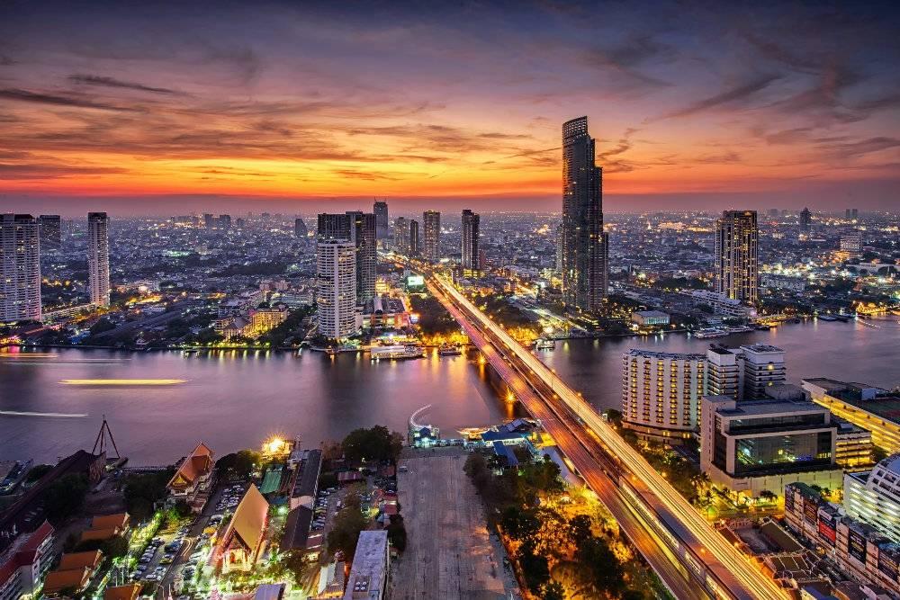 Bangkok – pełne kontrastów Miasto Aniołów