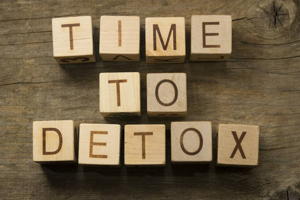 Zanim zaczniesz się odchudzać zrób detoks