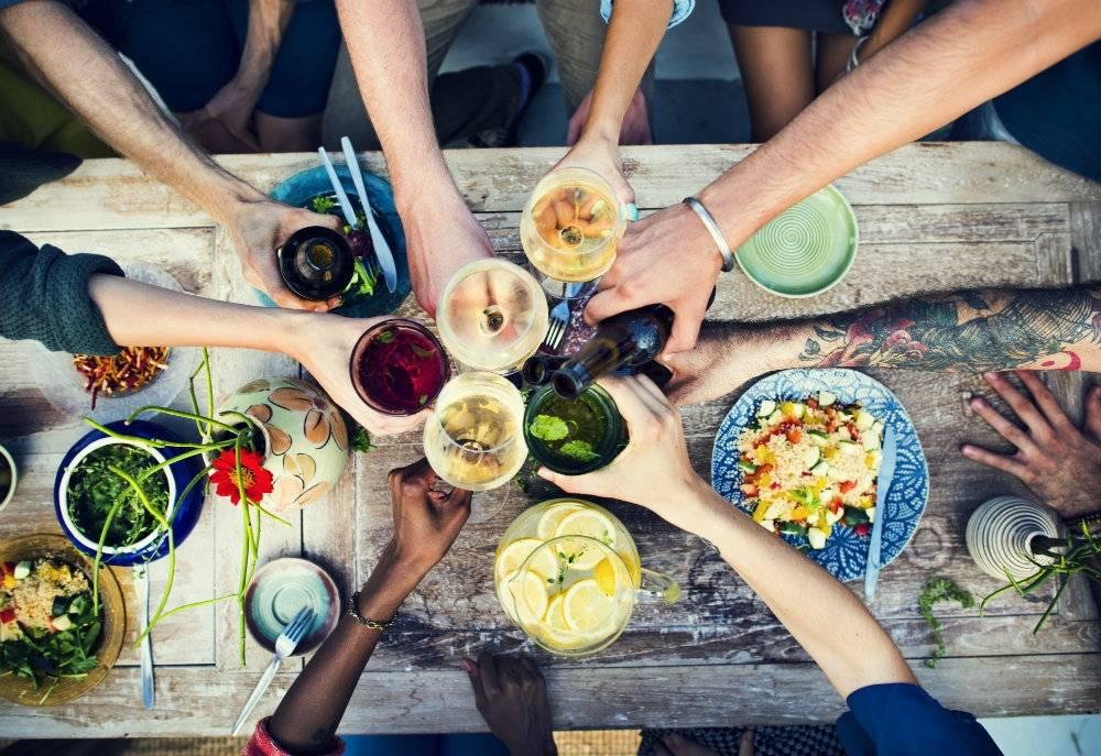 Udane mariaże czyli o sztuce łączenia pokarmów