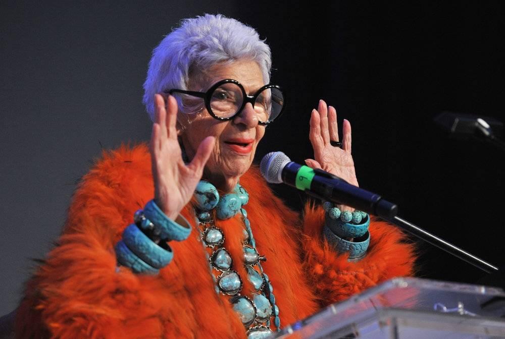 Charyzmatyczna ikona mody i stylu – Iris Apfel