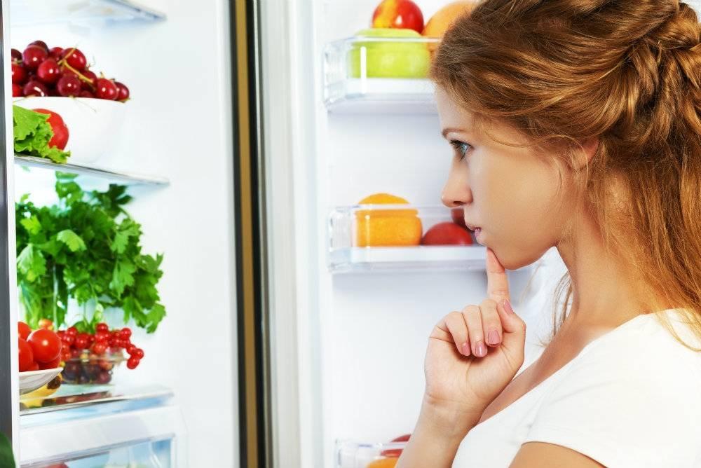 Te produkty trzymaj z dala od lodówki