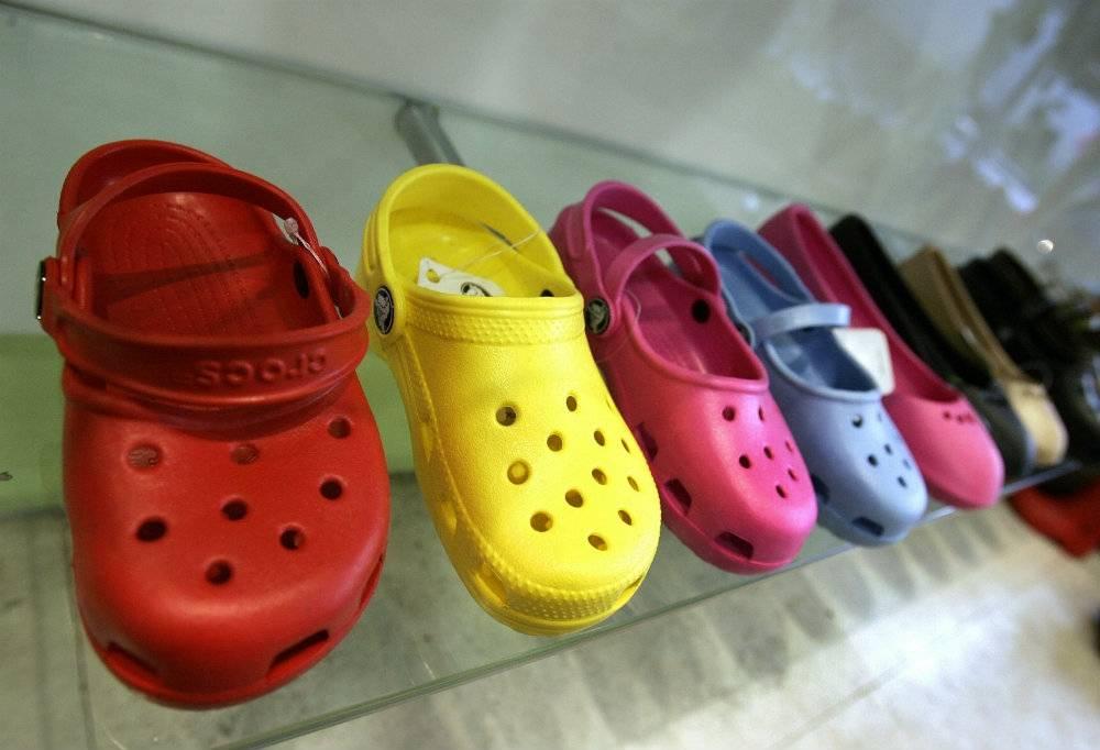 Popularne buty Crocsy szkodzą twojemu zdrowiu!
