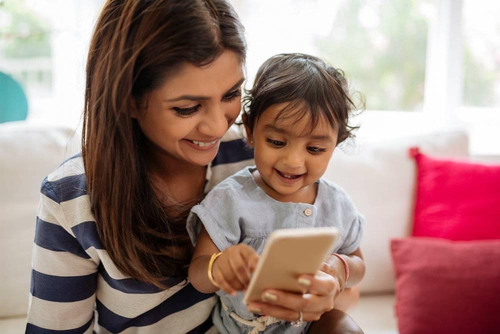 Nie dawaj dziecku smartfona
