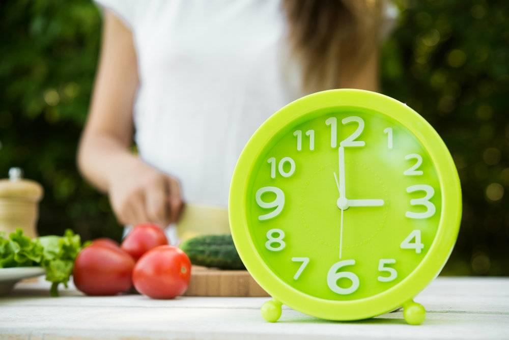 Jedzenie posiłków o odpowiedniej porze może sprzyjać odchudzaniu!