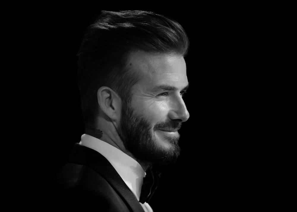 Macho piłki nożnej: David Beckham reklamuje slipy!