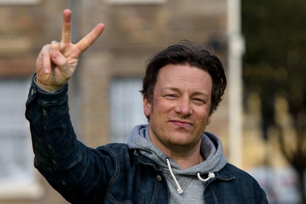 Jamie Oliver został po raz piąty ojcem!