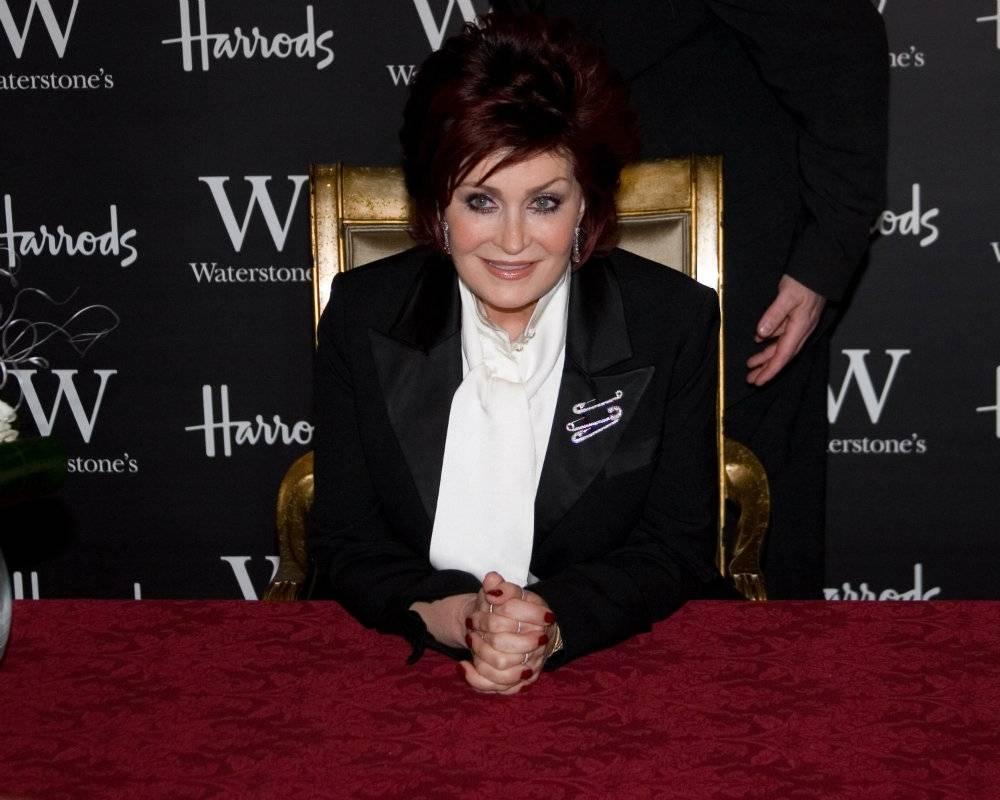 """Sharon Osbourne o Micku Jaggerze: """"jego genitalia muszą być pomarszczone"""""""