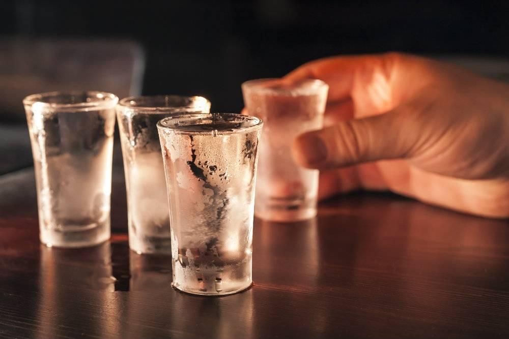 Wódka nieszkodząca wątrobie? To możliwe!