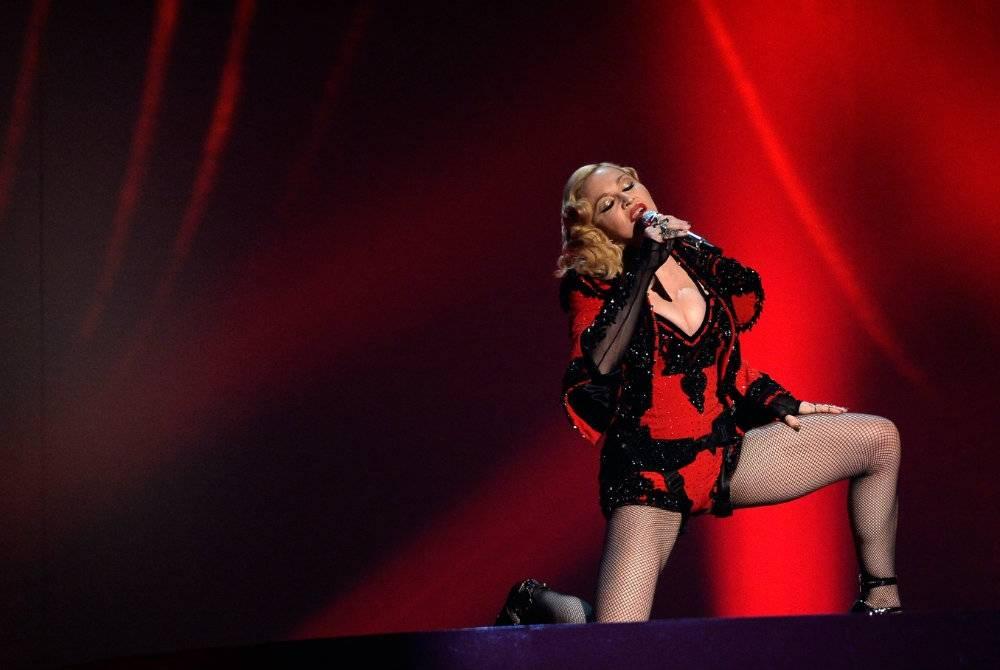 Madonna obiecuje seks w zamian za głosy oddane na Hilary Clinton!
