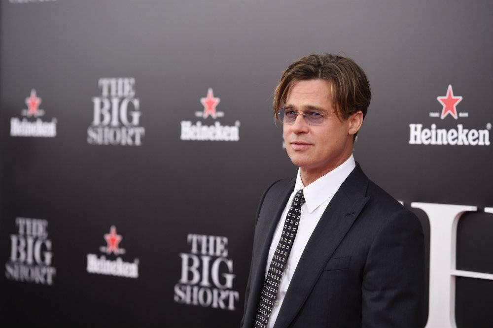Zdesperowany Brad Pitt płacze po stracie dzieci!