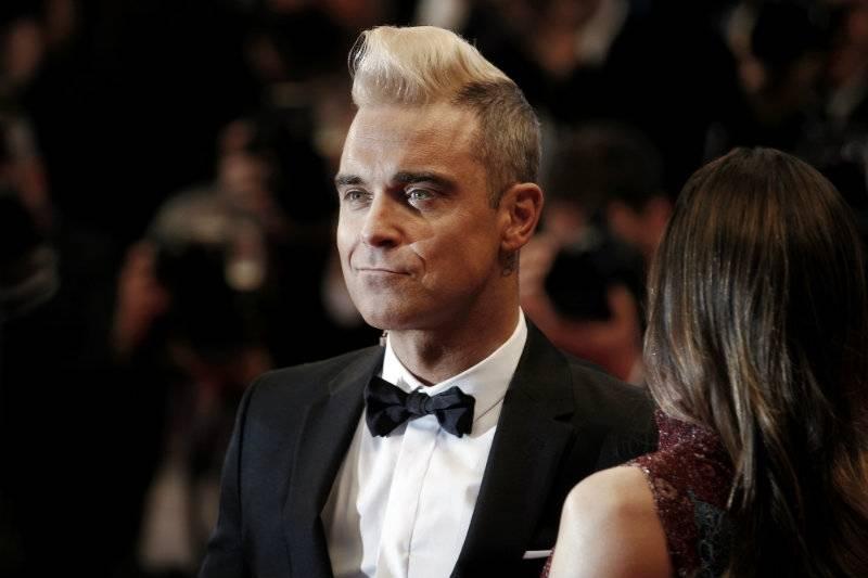 Robbie Williams przyjmował ludzkie hormony?