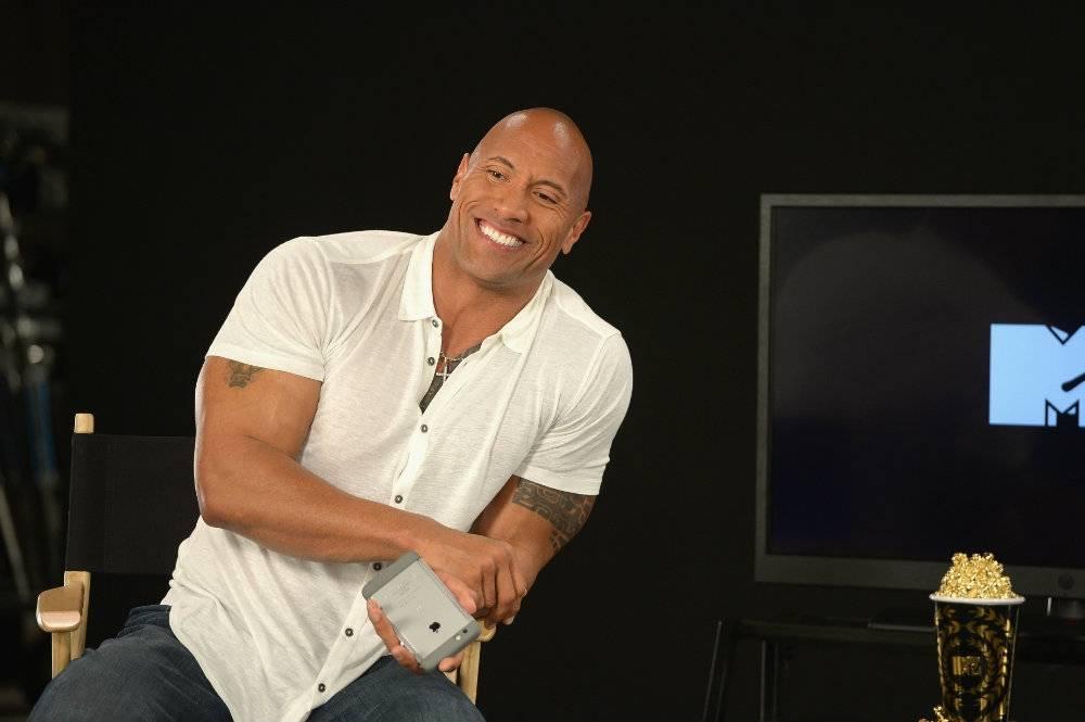 Znamy już najseksowniejszego mężczyznę świata! To... zapaśnik  Dwayne Johnson!