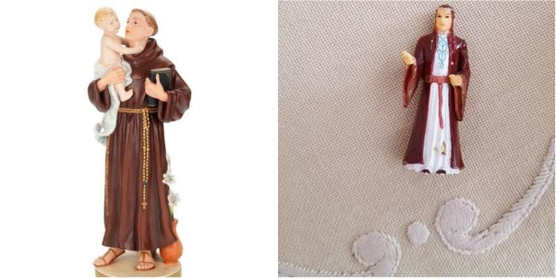 Myślała, że modli się do świętego, a modliła się do…elfa