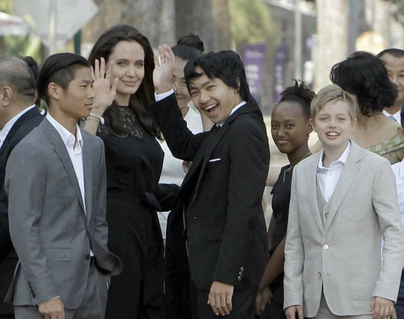 Angelina Jolie przerywa milczenie po rozwodzie z Bradem Pittem! [wideo]
