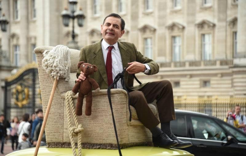 Rowan Atkinson wraca do roli Jasia Fasoli! Takiego go jeszcze nie widzieliście!