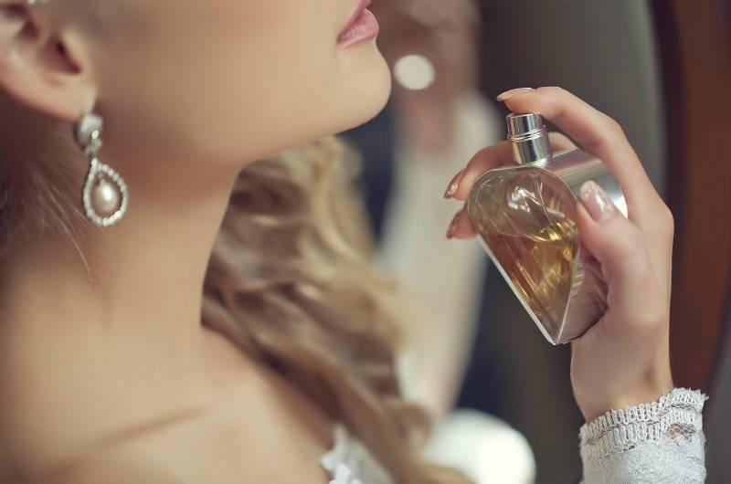 Gdzie najlepiej pryskać się perfumami?