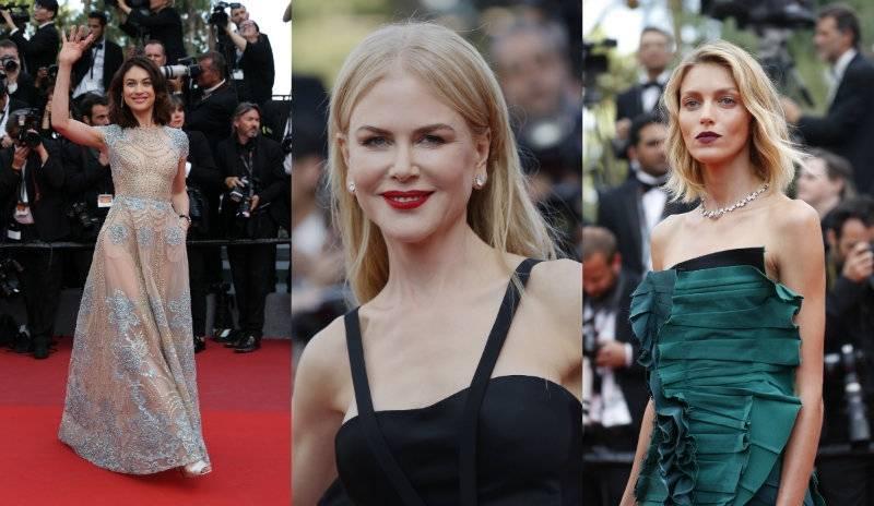 Blask fleszy i gwiazdy na czerwonym dywanie. Trwa festiwal w Cannes