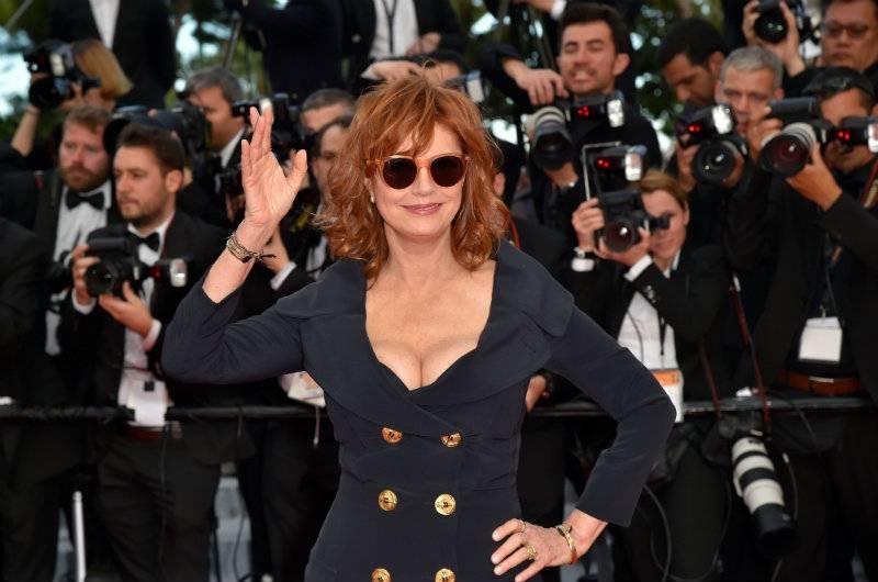 Susan Sarandon: sceną seksu lesbijskiego zawojowała Hollywood?