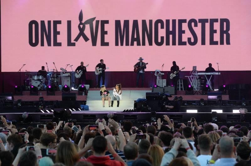 Zobacz kto zagrał na koncercie dla ofiar zamachu w Manchesterze