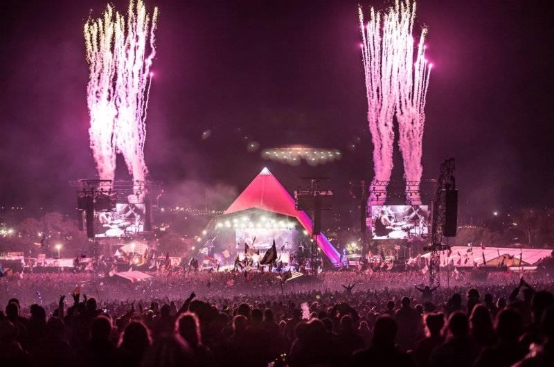 Kto w tym roku lansował się na festiwalu Glastonbury?