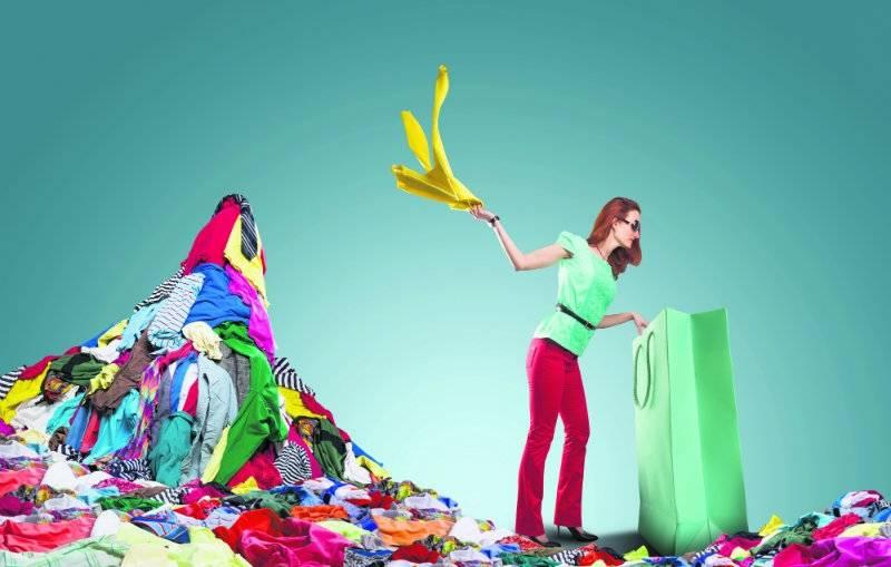 Co zrobić z niepotrzebnymi ciuchami? Sprzedaż ubrań na kilogramy w UK